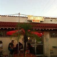 Photo taken at Mema's Alaskan Tacos by Stacy C. on 10/15/2011