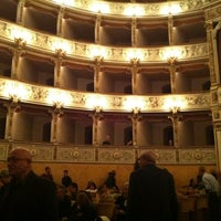 Photo taken at Teatro Verdi by Anton-Marco S. on 11/4/2011