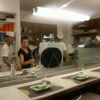 Photo taken at Moy Sushi by Dino Z. on 9/9/2011