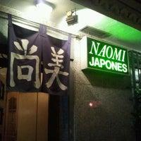 Foto tomada en Naomi Japonés por Kaeli M. el 9/29/2011