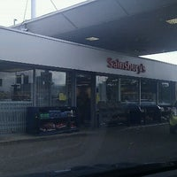 Photo taken at Sainsburys Petrol Station by Michael C. on 7/2/2011