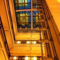 Photo taken at Hampton Inn & Suites by Isaac S. on 6/5/2011