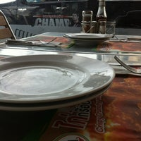 Photo taken at The Pizza Company Lamphun by Promphan P. on 6/25/2012