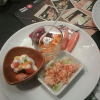 Photo taken at The Watermark Seafood and Grill Restaurant by Mäyjuju p. on 12/15/2011