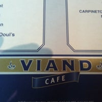 Photo taken at The Viand Diner & Bar by Bill S. on 10/11/2011