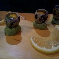 Photo taken at The Fish Sushi and Asian Grill by Van B. on 1/16/2012