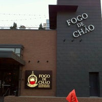 Photo taken at Fogo de Chao Brazilian Steakhouse by Doug M. on 9/15/2011