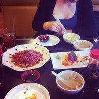 Photo taken at Yokohama Sushi by BenDog F. on 11/10/2011