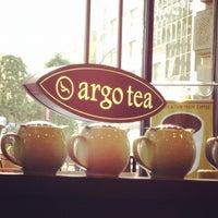 Photo taken at Argo Tea by Christopher B. on 11/3/2011