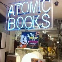 Photo taken at Atomic Books by Jesse M. on 10/7/2011