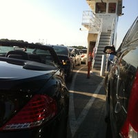 Photo taken at Shelter Island North Ferry - Greenport Terminal by Sam S. on 7/31/2011