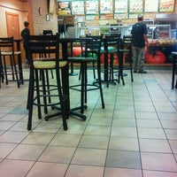 Photo taken at Subway by Dyvon M. on 9/22/2011