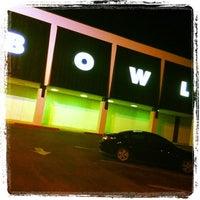 Photo taken at Bandera Bowling Center by Patrick on 10/18/2011