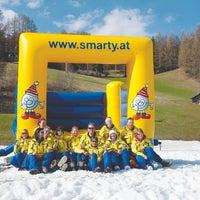 Photo taken at Schischule St. Michael by kitzenegger.com M. on 2/6/2011