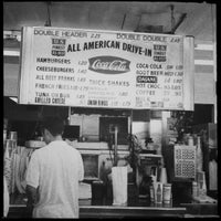 Photo taken at All American Hamburger Drive-In by PK I. on 7/9/2012