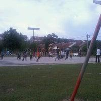 Photo taken at Padang Fasa 1 by Umi S. on 6/6/2012