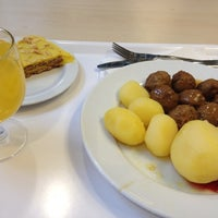 Photo taken at IKEA restaurace by Petr H. on 8/9/2012