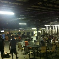 Photo taken at Due South Brewing Co. by Jim T. on 9/2/2012