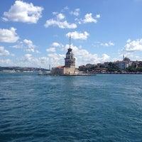 Photo taken at Sea of Marmara by Enes Ö. on 7/5/2012