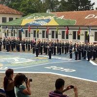 Photo taken at Academia de Polícia Militar do Barro Branco by Carina F. on 11/11/2011