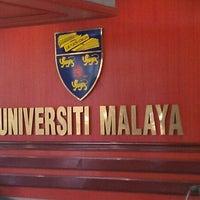 Photo taken at Universiti Malaya (University of Malaya) by Sook C. on 3/23/2011