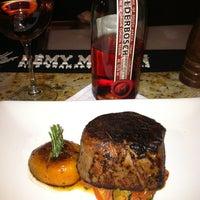 Photo taken at Sam Bahri's Steakhouse by Scott K. on 1/7/2012