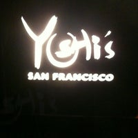 Photo taken at Yoshi's by Mari J. on 12/12/2011