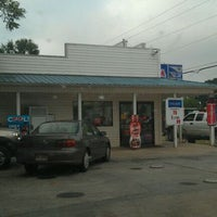 Photo taken at OK Coral Gas n Grocery by Sarah B. on 8/31/2011