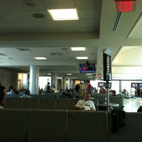 Photo taken at American Airlines Ticket Counter by Ryan C. on 2/15/2012