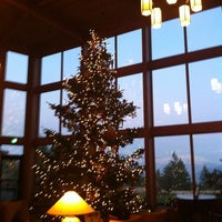 Photo taken at Skamania Lodge by Franklin S. on 12/4/2011