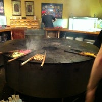 Photo taken at Mongolian Grill by Jesse A. on 2/1/2011
