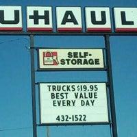 ... Photo Taken At U Haul Moving U0026amp;amp; Storage Of Downtown Pensacola By  ...