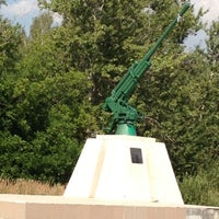 Foto tirada no(a) Памятник 347 Зенитно-артилейскому Полку por Юля К. em 8/1/2012