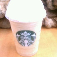 Photo taken at Starbucks by Brittany N. on 1/6/2012