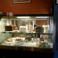 Photo taken at Boll Weevil Cafe & Sweetery by Rob D. on 11/16/2011