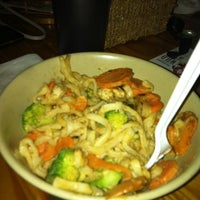 Photo taken at Wok Star Int'l Noodle Cafe by Stephanie C. on 9/7/2011