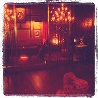 Photo taken at Crimson Lounge by Elliot K. on 8/10/2011