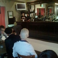 Photo taken at Mercury Lounge by Kaye C. on 12/5/2011
