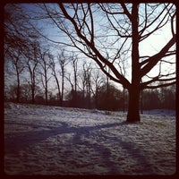 Photo taken at Waterlow Park by Paul D. on 2/11/2012