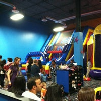 Photo taken at Pump It Up of Piscataway by Crystal J. on 6/3/2012