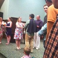 Photo taken at West Kingston Baptist Church by Corey on 6/23/2012