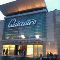 Photo taken at Quicentro Shopping by Martin Y. on 2/20/2012