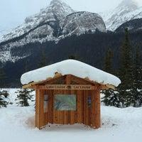 Photo taken at Banff National Park by Steve T. on 12/31/2011