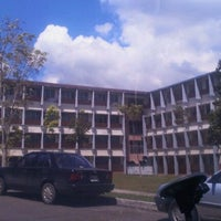 Photo taken at Universidad Tecnológica de Panamá - Campus Central Dr. Víctor Levi Sasso by Julio C. on 9/5/2011