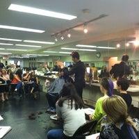Photo taken at Ricci's Salon by Bonnie F. on 5/7/2012