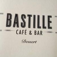 Photo taken at Bastille Café & Bar by Carla M. on 6/8/2012