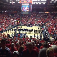 Photo taken at McKale Center by Sami S. on 12/31/2011