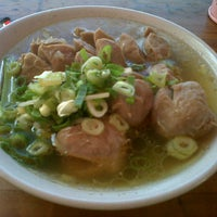Photo taken at Bakso sektor 3 by Mahade A. on 1/19/2012