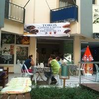 Photo taken at Soli Toros Tantuni by Savas R. on 6/21/2012