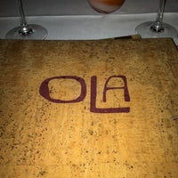 Photo taken at Ola Restaurant by Carlos C. on 8/28/2011